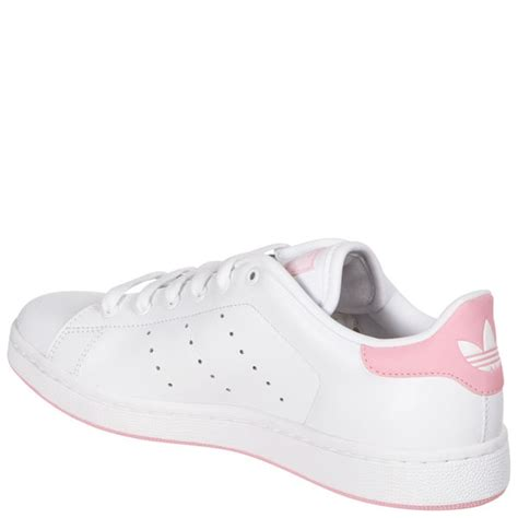 adidas stan smith light pink adidas s stan smith trainers white pink sports