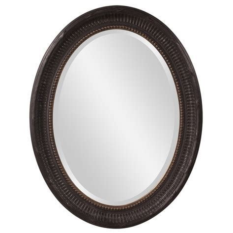 black oval bathroom mirror black oval bathroom mirror 28 images black oval faux bois mirror transitional bathroom shop