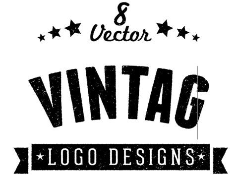 vintage design logo maker 8 free customizable vector vintage style logo designs