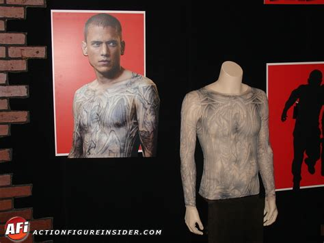 prison break tattoo removal authentic prison michael scofield
