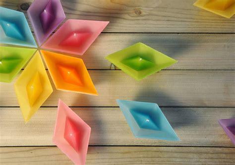 origami boat candles origami boat candles objects of desire 171 plenty of colour