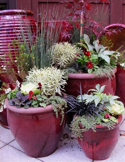 8 tips for fall and winter container gardening best 10 winter container gardening ideas on pinterest
