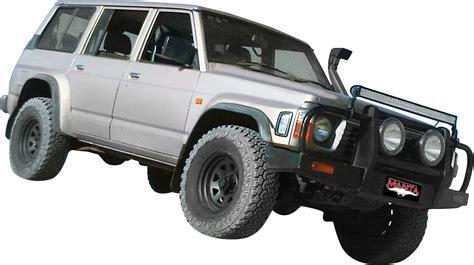 nissan patrol nissan patrol gq 3 0l rb30 petrol wagon manta performance