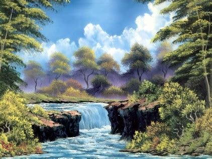 beautiful nature and landscape paintings wallpapers