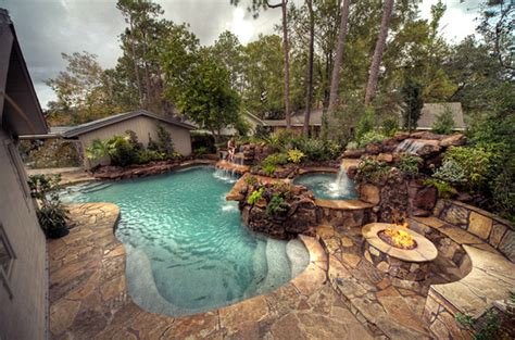 luxury backyard designs backyards 187 pools luxury pools garden pools