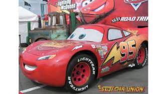 Lightning Mcqueen Dress Up Car Go 61193 Disney Pixar Cars Lightning Mcqueen