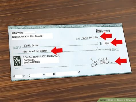 how can i check if i have a bench warrant 3 ways to cash a cheque wikihow