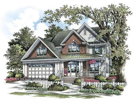eplans chalet house plan four bedroom chalet 2196 eplans traditional house plan for narrower lots