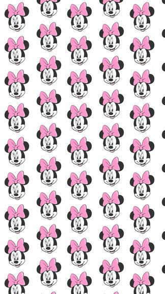 Pink Bow Iphone 6 minnie mouse and pink bow iphone 6 wallpaper