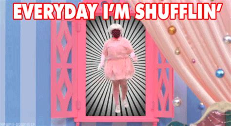 everyday i'm shuffling on tumblr