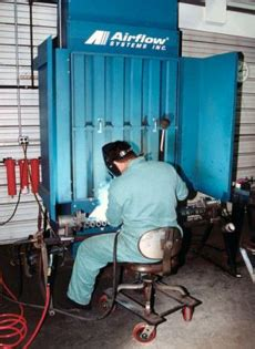 powerboothworkstation diversified air systems inc