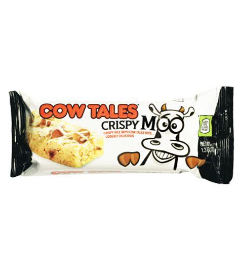 Uha Rich Milk Stick 37g cow tales crispy moo bar 1 3oz 37g american fizz