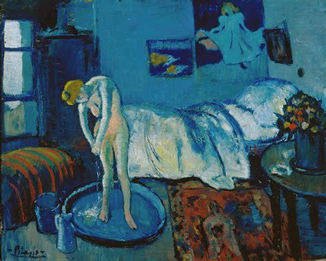 el periodo azul de picasso 1901 1904 el color de la el rinc 211 n de mis desvar 205 os el periodo azul de picasso