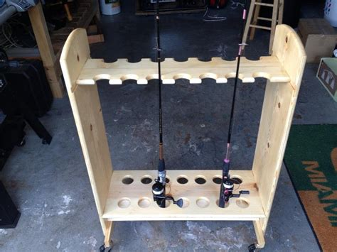 woodworking projects fishing  woodworking