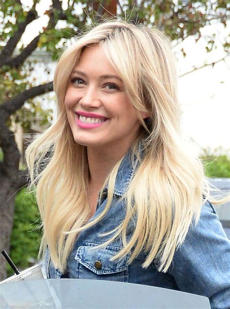 Hilary Duff Is The New Vaseline by Best 25 Duff Hairstyles Ideas On
