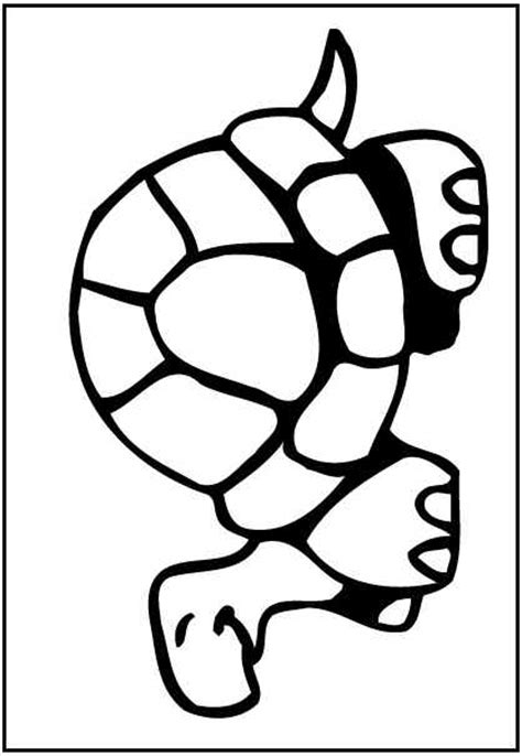 pond turtle coloring page free pond turtle coloring pages