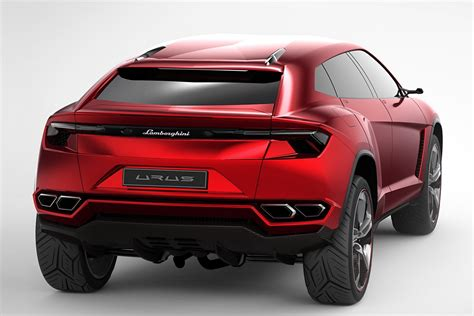 suv lamborghini a lamborghini suv is coming and it will look insane
