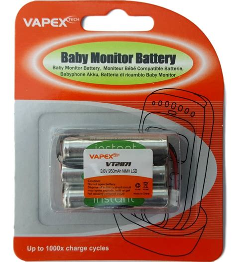 motorola mbp36 replacement charger motorola mbp36 baby monitor rechargeable battery pack 3 6v