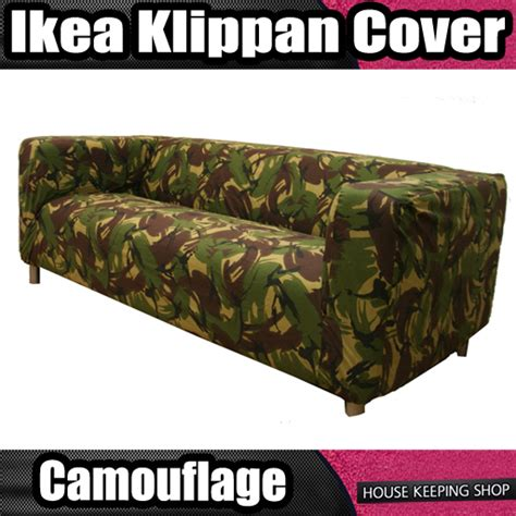 army couch camo army camo new custom cover slipcover to fit ikea klippan 2