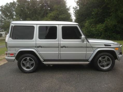 buy car manuals 2008 mercedes benz g class security system find used 2008 mercedes benz g55 amg g class not 2009