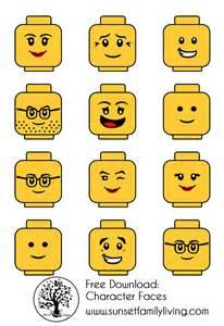 lego faces pinteres