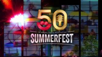Summerfest Ticket Giveaway - we want to thank our fans summerfest fan for life and free ticket