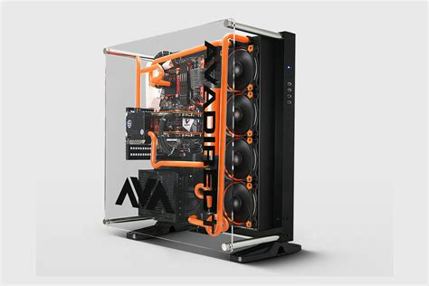 Custom Pc gigabyte avadirect working together to make most advanced custom gaming pc