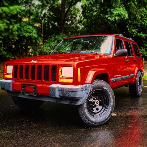 big jeep cherokee the big kahuna mobile my company cherokee sport custom