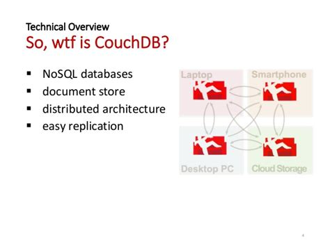 what is couch db apache couchdb