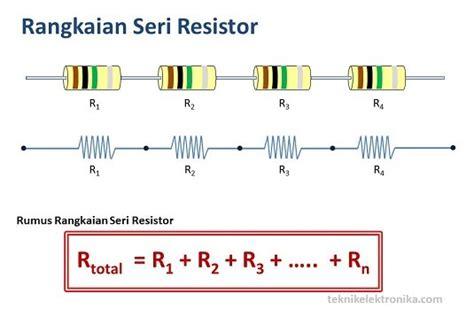 pengganti resistor 100 teknik elektronika industri materi pendukung un 1 menghitung hambatan resistor