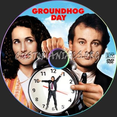 groundhog day dvd groundhog day dvd label dvd covers labels by