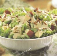 Link Vintage Apple Celery And Nut Salad apple celery and nuts salad for free recipe