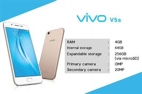 Internal Design by Vivo V5s Review Great Camera Quality At A Reasonable Price