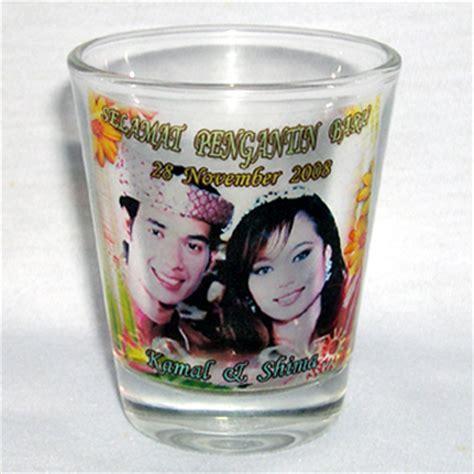 Mug Kaca Printing magic digit kahwin mall wedding directory 100
