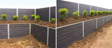 concrete sleeper walls queensland concrib richlands qld 4077