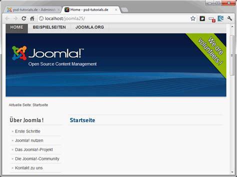 tutorial website joomla 2 5 joomla 2 5 teil 26 templates finden und installieren