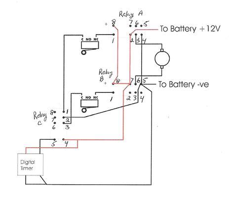 12 volt winch wiring diagram 12 get free image