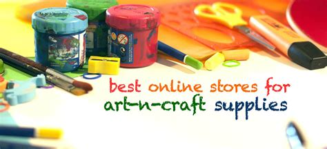 best arts and crafts kits for best and craft supplies stores that ship
