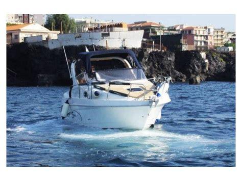 saver 690 cabin sport usata saver 690 cabin sport in pto ulisse ognina imbarcazioni