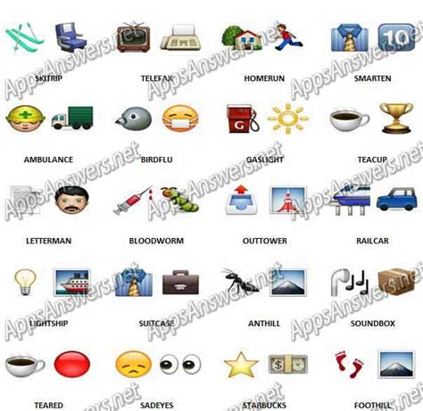 emoji quiz level 40 what s the emoji tricky answers apps answers net