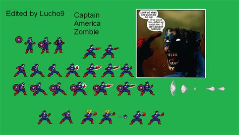 captain with sprite captain america sprite jus 1 by lucho9 on deviantart