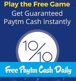 Play Quiz Win Money - play powerplay quiz win 5 paytm cash daily earticleblog