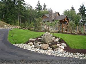 25 best driveway entrance landscaping ideas on pinterest