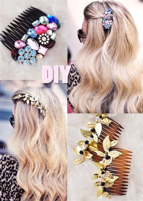 diy hairstyles with headband best 25 diy hair accessories ideas on pinterest diy
