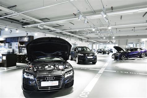 Audi Adlershof by Audi Zentrum Berlin Adlershof