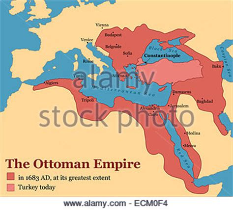 Education In The Ottoman Empire Historic Map Of Constantinople Istanbul Turkey 19th Century Stock Photo Royalty Free Image