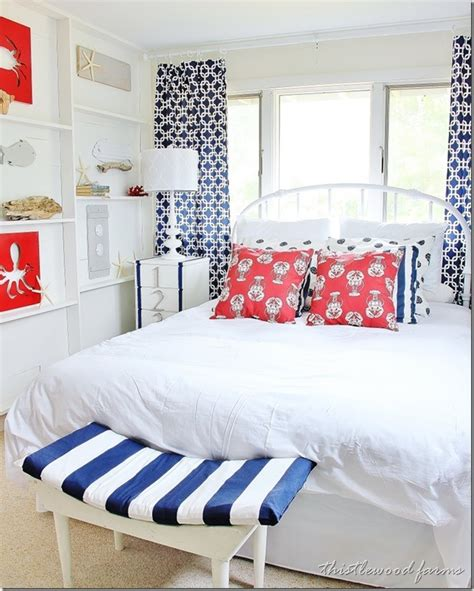red white and blue bedroom patriotic inspiration red white and blue home decor d 233 cor aid