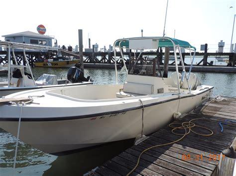 mako boats history 1985 mako 254 cc power boat for sale www yachtworld