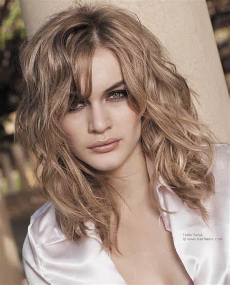 Curly hairstyles for medium length hair 2018 hairstyles