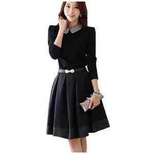 fancy dress store fashion womens long sleeve turn down